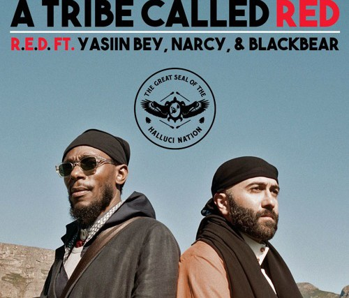 A Tribe Called Red – R.E.D.