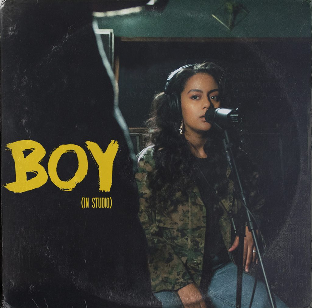 Bibi Bourelly – Boy EP