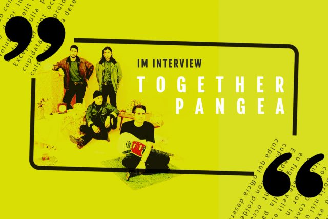 Interview: Together PANGEA